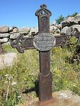 Old Cemetery Marker on Island of Kökar, Åland, Finland