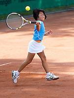 09-08-10, Hillegom, Tennis,  NJK 12 tm 18 jaar, Demi Tran