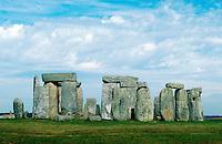 Stonehenge , England.