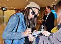 Jordyn Taylor Arrives in Japan