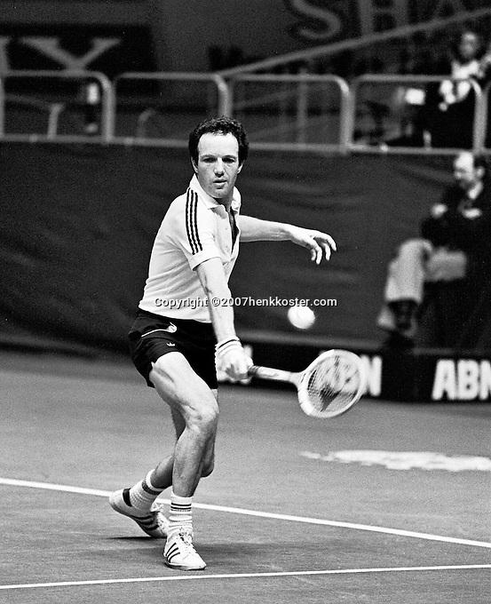 1979, ABN Tennis Toernooi, Tom Okker
