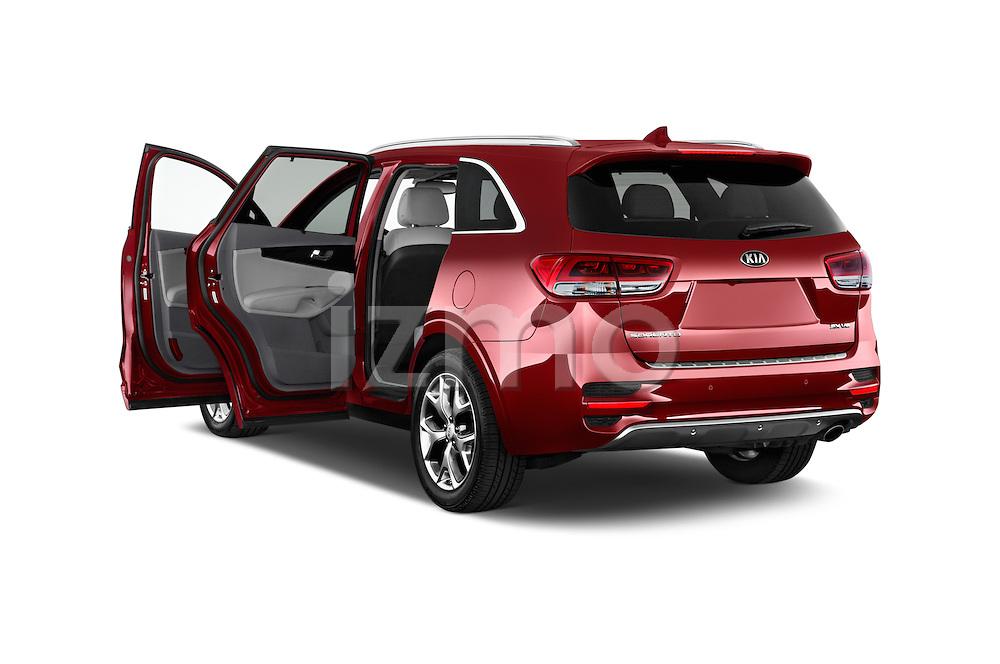 Car images of a 2016 KIA Sorento SX AT 5 Door SUV Doors