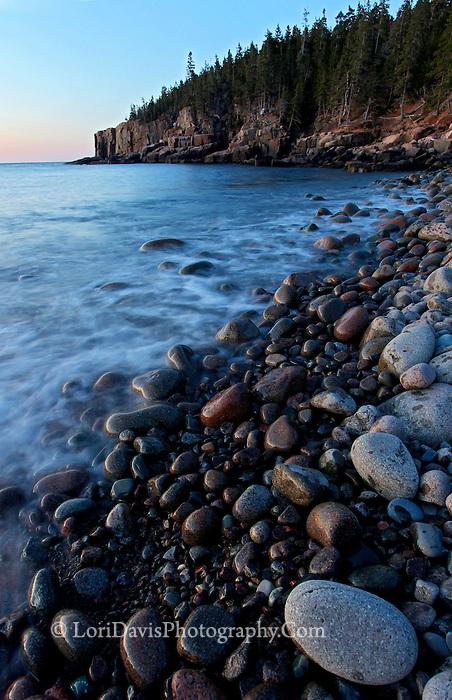 Otter Cliffs  #A57
