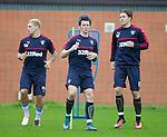Martyn Waghorn, Joey Barton and Josh WIndass