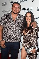 LOS ANGELES - JUL 13:  Frank Mir, Jennifer Mir at Maxim Hot 100 Event at The Highlight Room on July 13, 2021 in Los Angeles, CA
