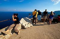Spanien, Mallorca, Mirador de la Nao auf der Halbinsel Formentor