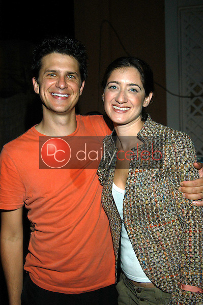 John Lehr and wife Jennifer