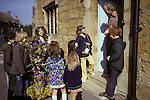 Abbotsbury garland Day Dorset. Annually May 13th. 1973