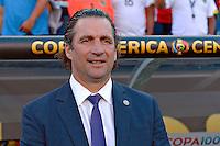 Action photo during the match Chile vs Bolivia at Gillette Stadium Copa America Centenario 2016. ---Foto  de accion durante el partido Chile vs Bolivia, En el Estadio Gillette, Partido Correspondiante al Grupo - D -  de la Copa America Centenario USA 2016, en la foto: Juan Antonio Pizzi<br /> <br /> --- 10/06/2016/MEXSPORT/PHOTOSPORT/ Andres Pina