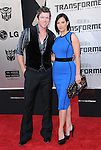 Joe Don Rooney & Tiffany Fallon at The Premiere Of DreamWorks & Paramount's Transformers 2: Revenge Of The Fallen held at The Mann's Village Theatre in Westwood, California on June 22,2009                                                                     Copyright 2009 DVS / RockinExposures