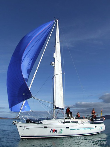 Jessy of Adrigole, A West Cork Sailing Centre yacht