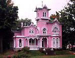 The Pink House.193 West State St.Wellsville, NY