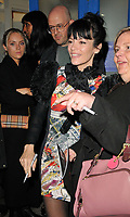 OCT 16 Lily Allen at the 2:22  A Ghost Story final night performance
