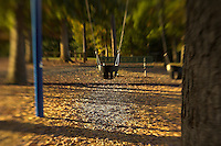 Stonewall Park's kids playground area