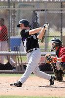 Erik Wetzel, Colorado Rockies 2010 minor league spring training..Photo by:  Bill Mitchell/Four Seam Images.