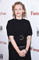 """Maxine Peake<br /> arriving for the London Film Festival 2017 screening of """"Funny Cow"""" at the Vue West End, Leicester Square, London<br /> <br /> <br /> ©Ash Knotek  D3327  09/10/2017"""