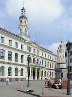 Rathaus in Riga, Lettland, Europa, Unesco-Weltkulturerbe