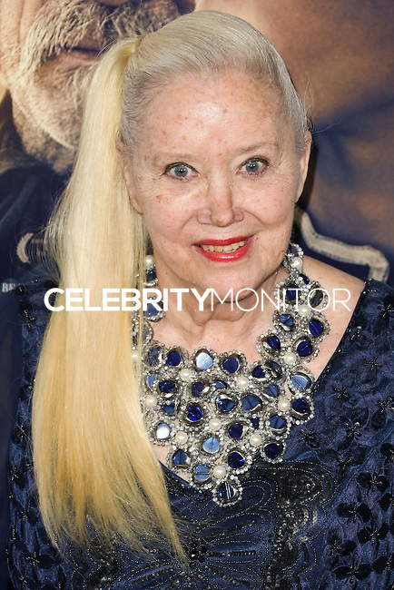 HOLLYWOOD, LOS ANGELES, CA, USA - NOVEMBER 11: Sally Kirkland arrives at the AFI FEST 2014 - 'The Homesman' Gala Screening held at the Dolby Theatre on November 11, 2014 in Hollywood, Los Angeles, California, United States. (Photo by Xavier Collin/Celebrity Monitor)