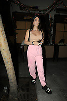Lilah Gibney Sexy Night Out Spotted In Hollywood