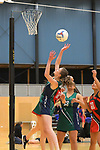 NELSON, NEW ZEALAND - NBS Premier Netball, Saxton Stadium, Thursday 13th May 2021. Nelson, New Zealand. (Photos by Barry Whitnall/Shuttersport Limited)
