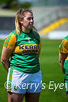 Megan O'Connell, Kerry in the Lidl Ladies National Football League Division 2A Round 2 at Austin Stack Park, Tralee on Sunday.