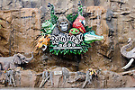 Rain Forest Cafe, Disney Marketplace, Orlando, Florida