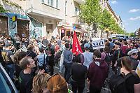 18-04-28 Kundgebung nach rassistischer Attacke