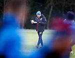080116 Rangers training