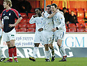 03/02/2007       Copyright Pic: James Stewart.File Name : sct_jspa15_falkirk_v_st_johnstone.PETER MACDONALD CELEBRATES SCORING SAINT'S THIRD....James Stewart Photo Agency 19 Carronlea Drive, Falkirk. FK2 8DN      Vat Reg No. 607 6932 25.Office     : +44 (0)1324 570906     .Mobile   : +44 (0)7721 416997.Fax         : +44 (0)1324 570906.E-mail  :  jim@jspa.co.uk.If you require further information then contact Jim Stewart on any of the numbers above.........