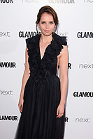 Felicity Jones<br /> at the Glamour Women of the Year Awards 2017, Berkeley Square, London. <br /> <br /> <br /> ©Ash Knotek  D3274  06/06/2017