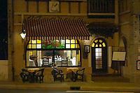 restaurant le cabaret du vivarais tain l hermitage rhone france