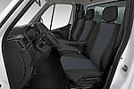 Front seat view of 2020 Nissan NV400-Tipper Acenta 2 Door Chassis Cab Front Seat  car photos