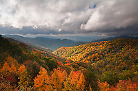 Breaking Storm and autumn colors