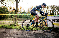 Ellen Van Loy (BEL/Telenet Baloise Lions)<br /> <br /> Womens Race<br /> 42nd Superprestige cyclocross Gavere 2019<br /> <br /> ©kramon