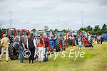 Abbeydorney Vintage Tractor run on Sunday.