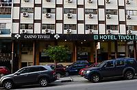 ANGOLA Luanda, Hotel Tivoli