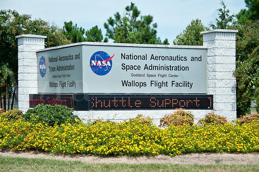 NASA Goddard Space Flight Center's Wallops Flight Facility, Wallops, Virginia, USA