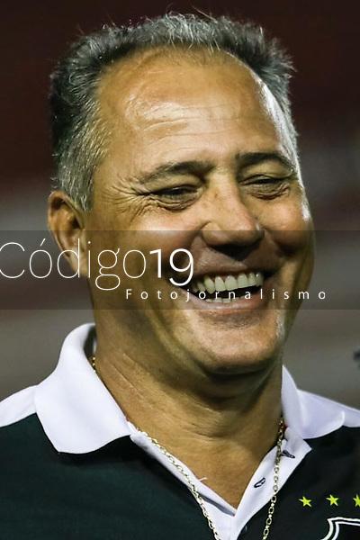 Recife (PE), 23/01/2020 - Náutico-River - Técnico Marcio Goiano. Partida entre Náutico e River-PI pela Copa do Nordeste nesta quinta-feira (23) no estádio dos Aflitos em Recife.