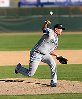 Travis Schlichting / Surprise Rafters 2008 Arizona Fall League..Photo by:  Bill Mitchell/Four Seam Images