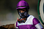December 26, 2020: Mario Gutierrez at Santa Anita Park in Arcadia, California on December 26, 2020. Evers/Eclipse Sportswire/CSM