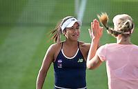 WTA AEGON Classic Birmingham - Watson / Broady v Konta / Svitolina - Doubles QF - 17.06.2016