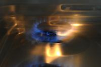Gas metano per uso domestico.Methane gas for domestic use...