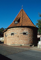Deutschland, Niedersachsen, Marschenzwinger in Buxtehude