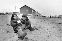 1972 FILE PHOTO - ARCHIVES -<br /> <br /> Municipal powers: Land-claim settlement gave nearly 10;000 Cree and Naskapi people in northern Quebec municipal-government powers to run their own school and health boards; child-care agency and welfare system.<br /> [unknown]<br /> Picture, 1972, <br /> <br /> PHOTO : Toronto Star Archives - AQP