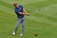 International rugby player Max Evans during The 2017 Celebrity Cup at the Celtic Manor Resort, Newport, South Wales, 01.07.2017<br /> <br /> <br /> Jeff Thomas Photography -  www.jaypics.photoshelter.com - <br /> e-mail swansea1001@hotmail.co.uk -<br /> Mob: 07837 386244 -
