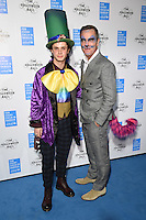 Cel Spellman and James Nesbitt<br /> at The Unicef UK Halloween Ball at One Embankment is raising vital funds to support Unicef's life-saving work for Syrian children in danger. To help Unicef keep children safe and warm this winter visit unicef.org.uk/halloweenball <br /> <br /> <br /> ©Ash Knotek  D3178  13/10/2016