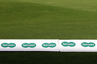 Specsavers boundary rope ahead of Somerset CCC vs Essex CCC, Specsavers County Championship Division 1 Cricket at The Cooper Associates County Ground on 26th September 2019