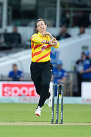 D'Arcy Short, Trent Rockets in action during London Spirit Men vs Trent Rockets Men, The Hundred Cricket at Lord's Cricket Ground on 29th July 2021