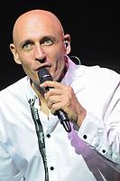 William Picard (DÈbut de soirÈe) lors de la tournÈe 'Stars 80, 10 ans dÈj‡ !' au Palais Nikaia ‡ Nice, le samedi 18 mars 2017. # TOURNEE 'STARS 80 - 10 ANS DEJA !' A NICE