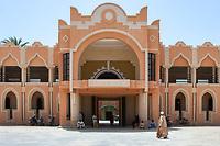 Emir's palace in Bauchi